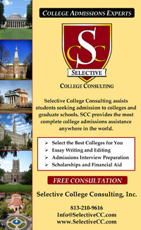 Selective College Consulting