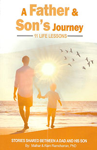 """A Father & Son's Journey: 11 Life Lesson"