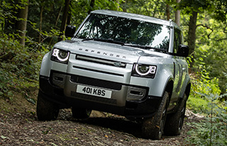 2020 land rover DEFENDER X